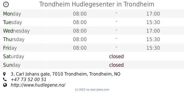 Trondheim Hudlegesenter