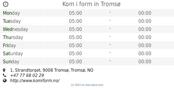 Sats Tromsø